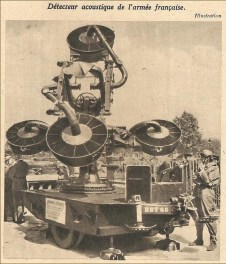 Remorque d'écoute BBT mle 34 - 1939