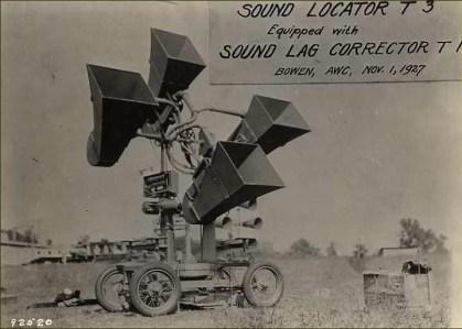 USA - Sound Locator T3