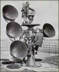 Sound Locator en test - Années 1930