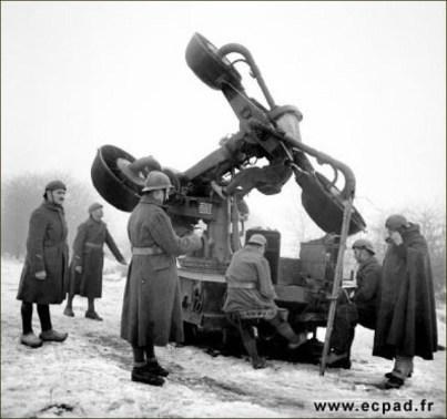 Hiver 39-40 - Drôle de guerre - BBT