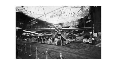 salon 1930 Oiseau Canari