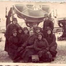Unité féminine en charge d'un RRH