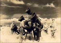 Unité de l'armée impériale à l'exercice - Années 1930 (2)