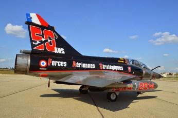 Mirage 2000 avec la livrée 50 ans des FAS