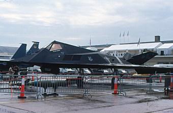 Lockheed-Martin F-117 Nighthawk