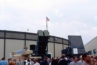 Missile anti-missile Raytheon Patriot MIM-104