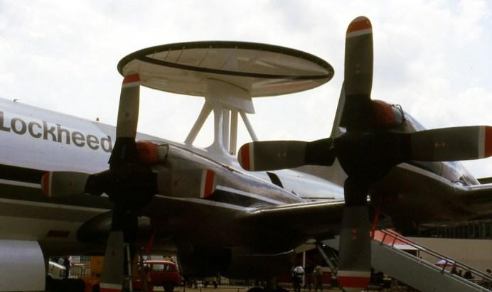 Lockheed P3 Orion AEWC