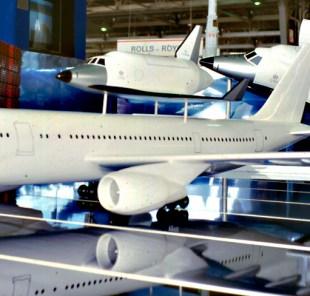 Projet de navette Hermes sur Airbus