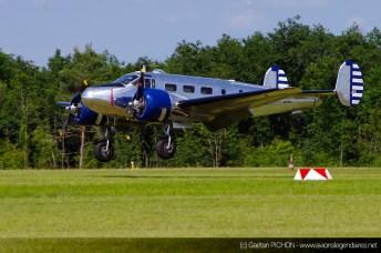 Beechcraft D-18S