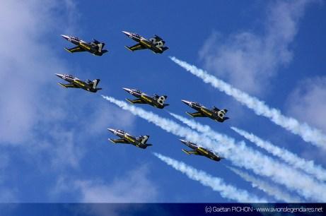 Breitling Jet Team - Aero L-39