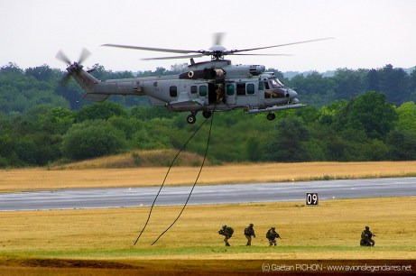 Caracal - Meeting Armée de l'Air - Nancy 2014