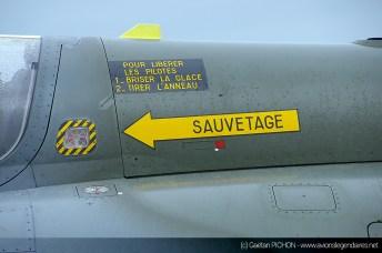 Dassault Mirage 2000 - Meeting Armée de l'Air - Nancy 2014