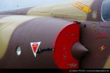 Dassault Mirage F.1 - Meeting Armée de l'Air - Nancy 2014