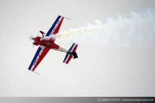 Extra 330 - Meeting Armée de l'Air - Nancy 2014