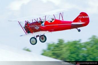 Travel Air 4000 - Ferté-Alais 2014