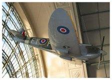 Supermarine Spitfire - Musée de l'Air - Bruxelles
