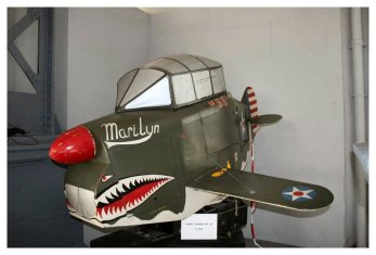 Flight trainer de 1943 - Musée de l'Air - Bruxelles