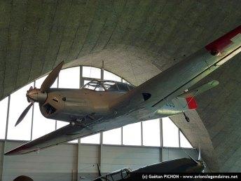Messerschmitt Bf-108B-2 Taifun