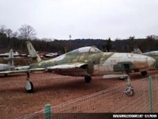 Republic RF-84F Thunderstreak