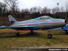 Dassault Mystère IV - Patrouille de France