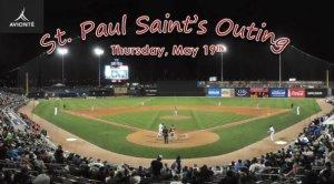 St. Paul Saints Opening Night