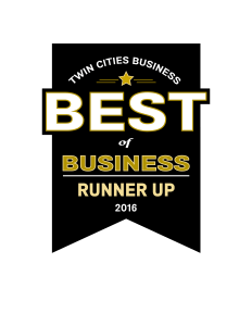 Avionte best of business finalist twin cities