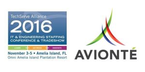 Avionte Attends TechServe Alliance Staffing Conference