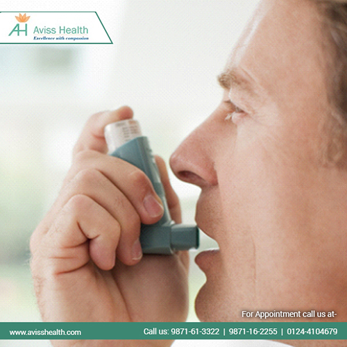 Asthma Treatment, Aviss Health, Gurgaon