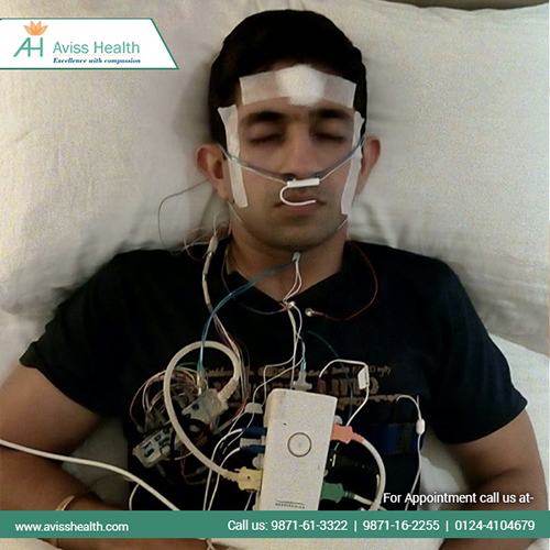 Sleet study and its types, Aviss Health, Gurgaon