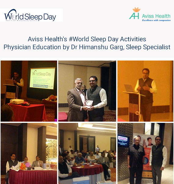 World sleep day conference