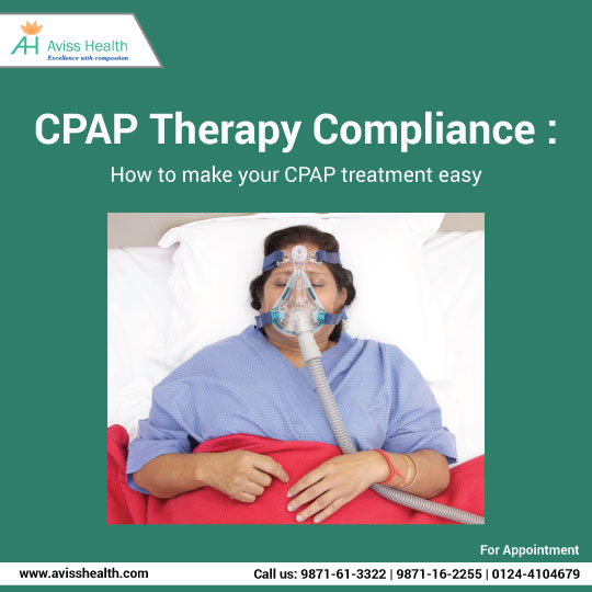 WHAT IS CPAP COMPLIANCE PROGRAMME