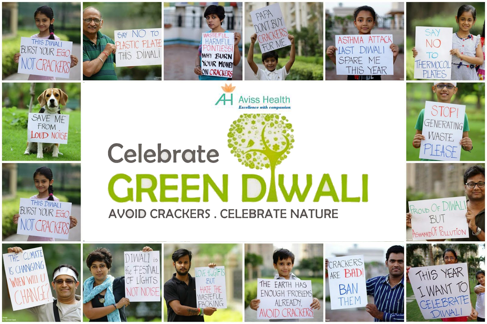 Celebrate Green Diwali and Breathe Easy, says Lung Experts
