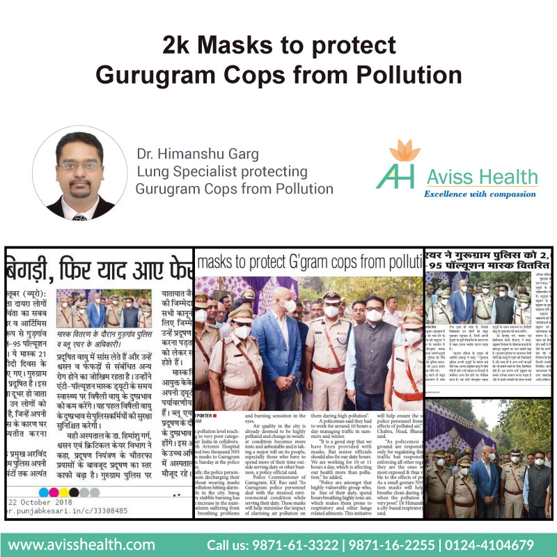 gurugram pollution