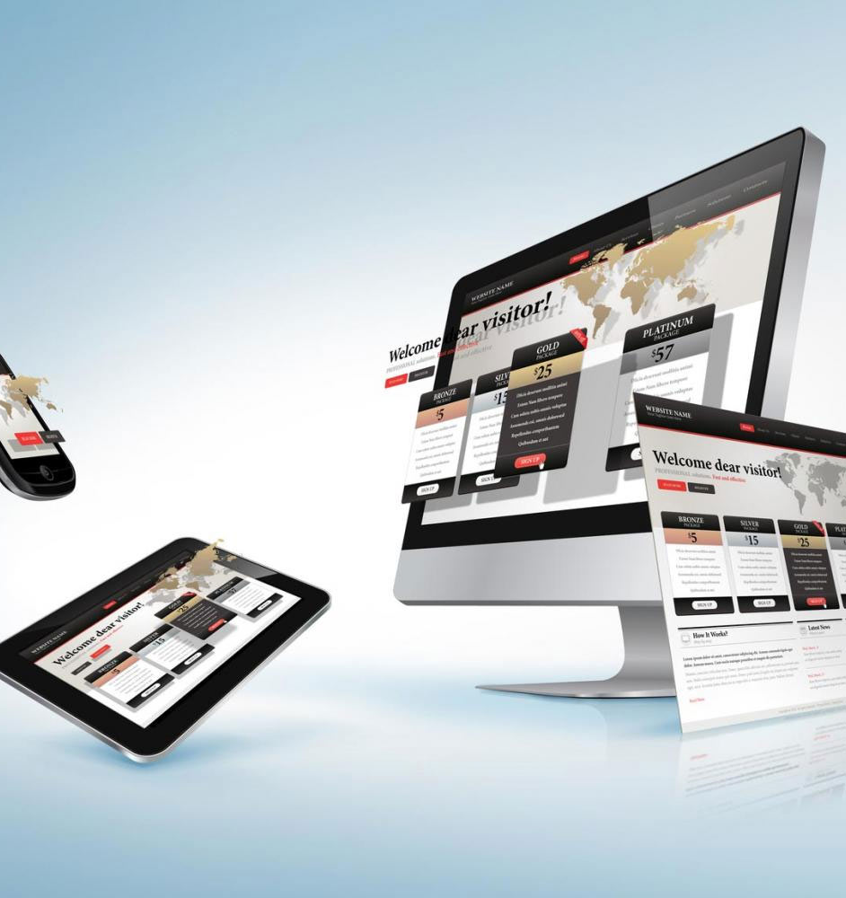 Webdesign by Avisto