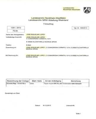 DOCUMENTOS TALIDOMIDA ARCHIVO DÜSSELDORF TRAIDOS POR PRESIDENTE ABOGADO AVITE