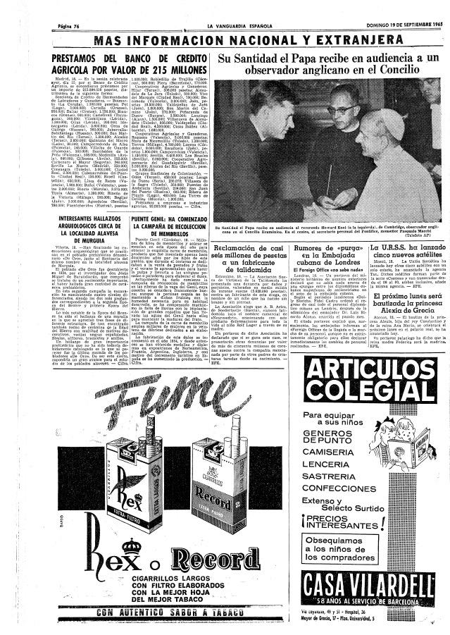 Juicio talidomida Suecia 1965