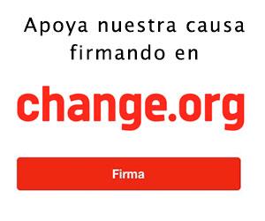 Avite en change.org