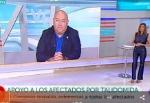 Resultado de búsqueda talidomida grumnenthal MARILO MONTERO LA MAÑANA TVE