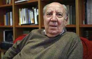 Juan Alfonso Gil Albors académico de la Lengua valenciana.