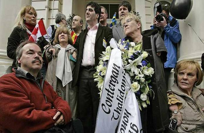 Resultado de búsqueda talidomida Grunenthal Gran enfado del Ministro británico de Exteriores con Alemania
