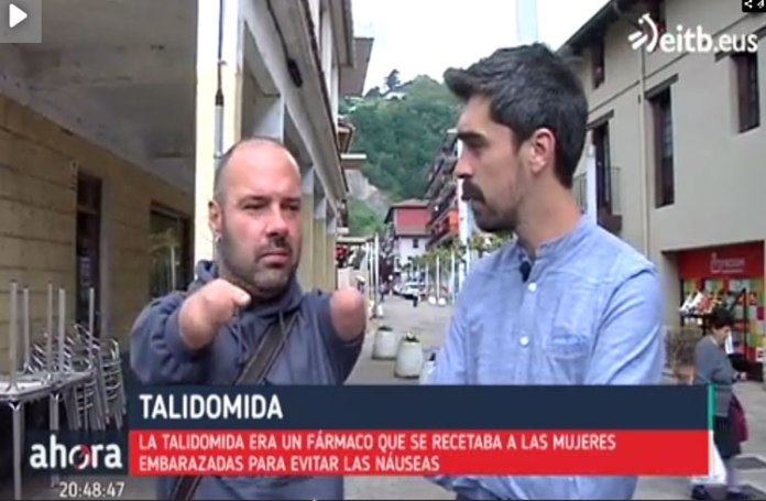 Resultado de búsqueda talidomida Mariano Garmendia Grünenthal
