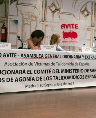 Resultado de búsqueda talidomida grünenthal Celebrado el XI congreso anual de AVITE en Madrid