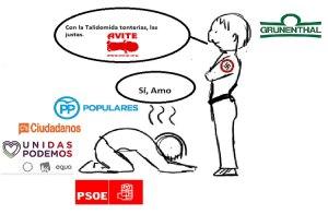 Las víctimas de talidomida hacen público su voto en campaña electoral #Avite #talidomida #28A #28Abril #CampañaElectoral #EleccionesGenerales #YoVotoGrunenthal #28AbrilElecciones #EleccionesGenerales2019 #LaEspañaQueQuieres #110compromisosPSOE #Elecciones2019 #CampañaElectoral2019