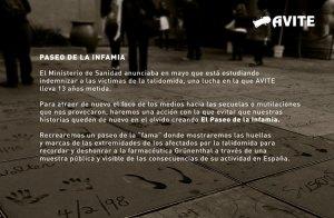 Cádiz primer consistorio que nomina una calle a los talidomídicos