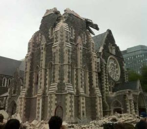 Catedral de Christchurch, Nova Zelândia