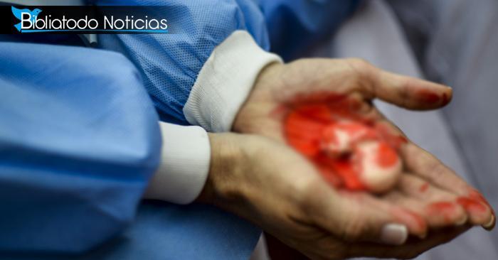 ¡MACABRO! Restos de bebés abortados son usados en prácticas poco humanas
