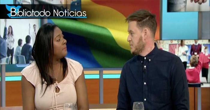 Madre cristiana es criticada por fuertes declaraciones hacia los homosexuales en televisión