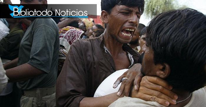 Cristianos son agredidos por hindúes terroristas dentro de una casa de oración