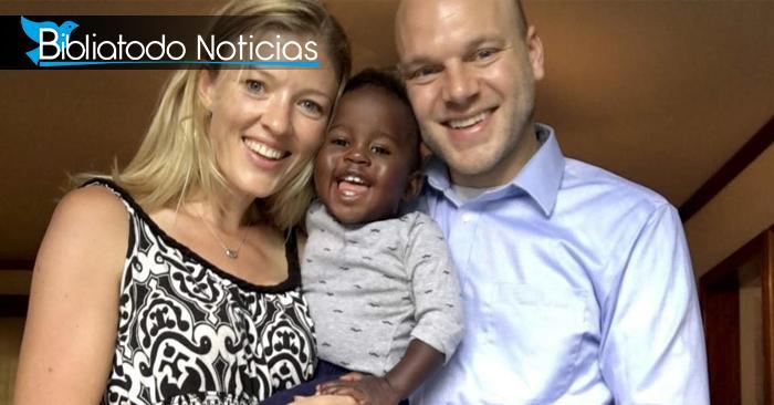 Padres cristianos adoptivos están siendo acusados de traficantes de niños