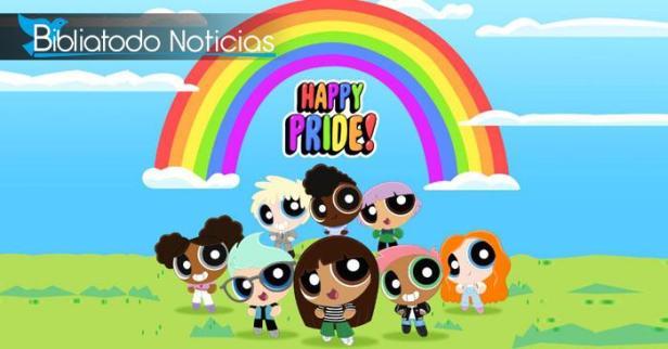"""Cartoon Network convierte a las """"Chicas Superpoderosas"""" en comunidad LGBT"""